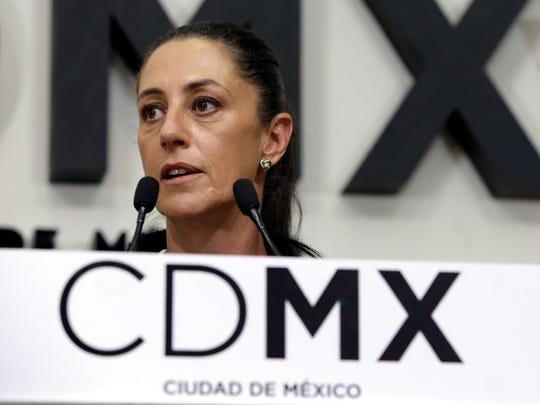 Claudia Scheinbaum, Jefa de Gobierno electa de la Ciudad
