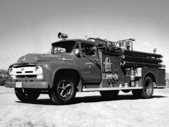 Cocoa police are searching for a missing fire truck.