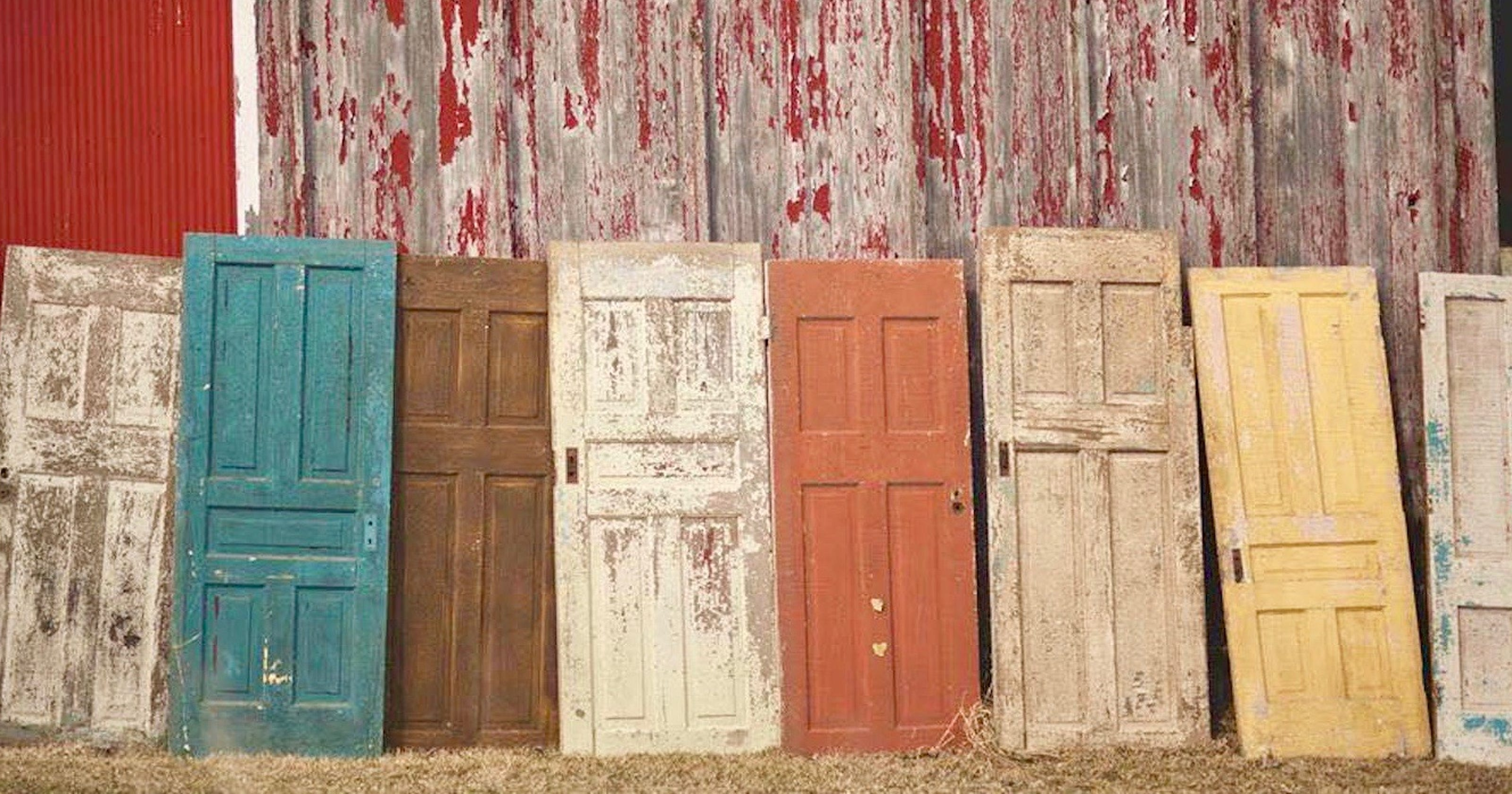 architectural salvage shops around the midwest offer more than shiplap