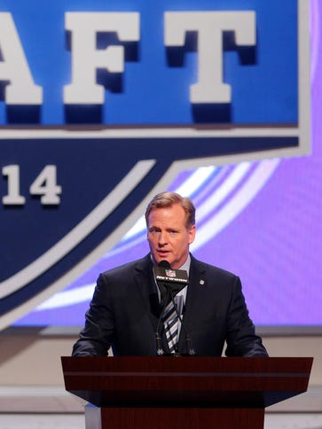The NFL's newest rookies will have had domestic violence