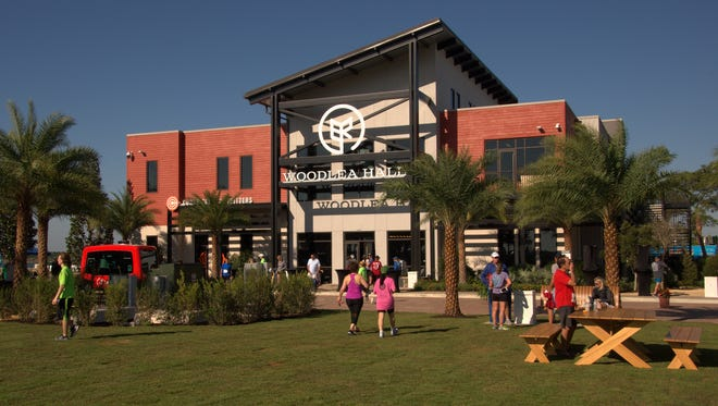A tour of the Discovery Center on the first floor of Woodlea Hall at Founder's Square in Babcock Ranch's downtown district is a must-see first stop.
