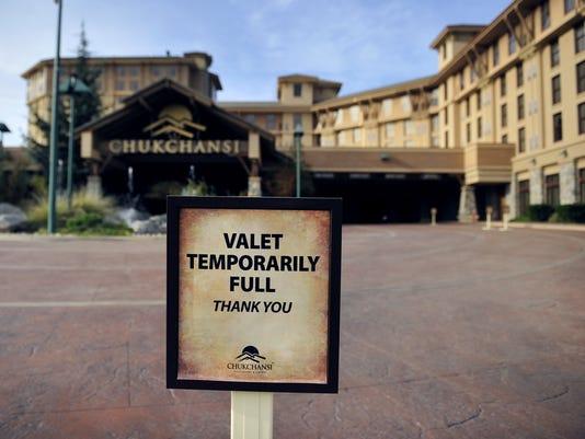 Casino Closed
