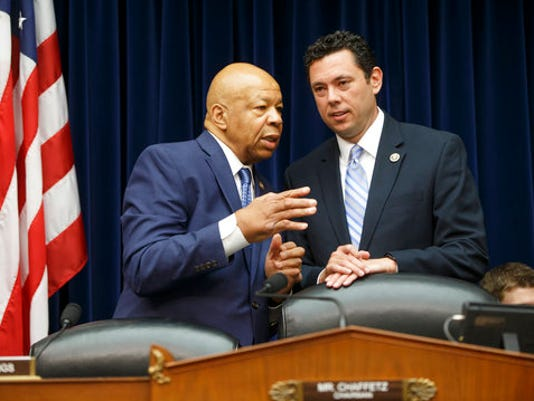 Elijah Cummings, Jason Chaffetz