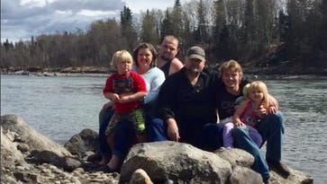 Rhoden family massacre: Wagner family tries to create new home in Alaska amid rumors
