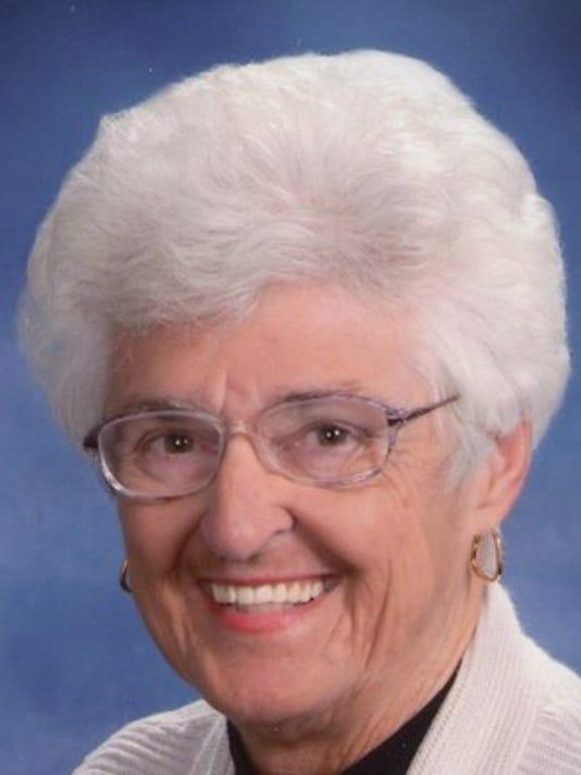 Shirley Ann Mowry