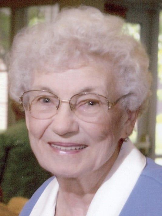 Lucille Burdette
