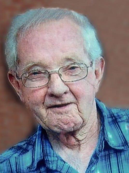 """Daniel H. """"Grandpa Floore"""" Charping"""