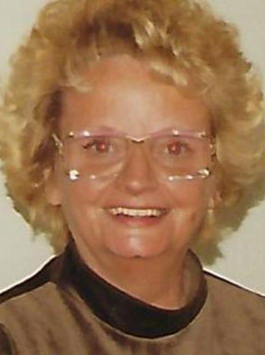 Georgia Mae Parker Bredwell