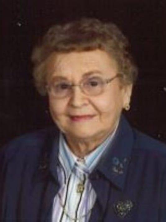 Birthdays: Mary Hartle