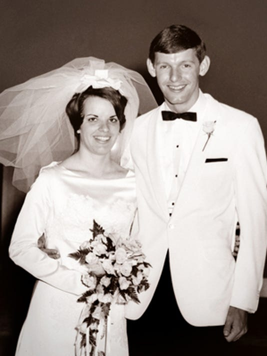 Anniversaries: Richard McDonald & Paula McDonald