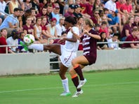 Soccer vs. Texas A&M