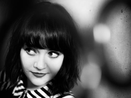 Jazz musician Kate Davis
