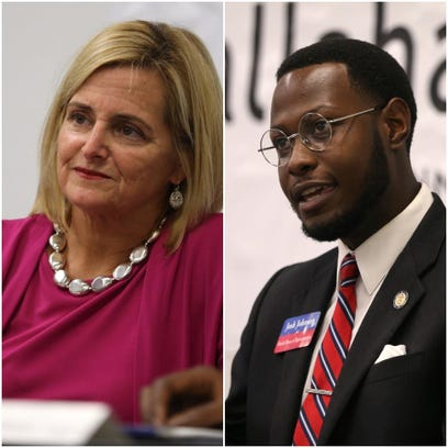 Editorial Board meets with the candidates for the Democratic primary for Florida House District 9