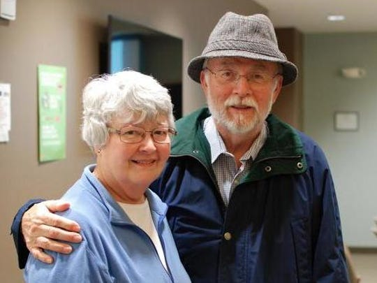 Kathy and Herb Wise have seen results from a plant-based