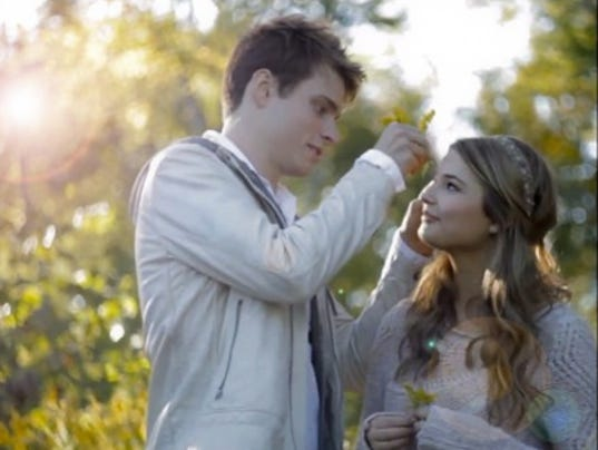 Spencer Sutherland Stefanie Scott
