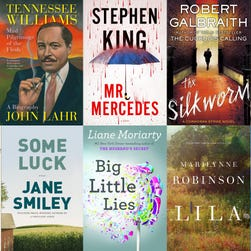 Our favorite books this year.