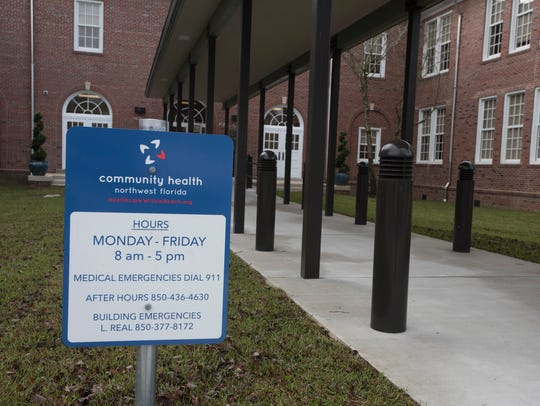 The Escambia Community Clinics dedicated its new headquarters