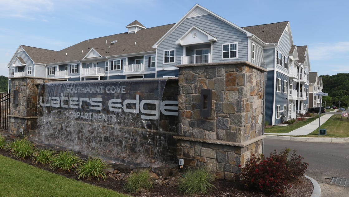 Waters Edge Apartments Latest Addition In Penfield