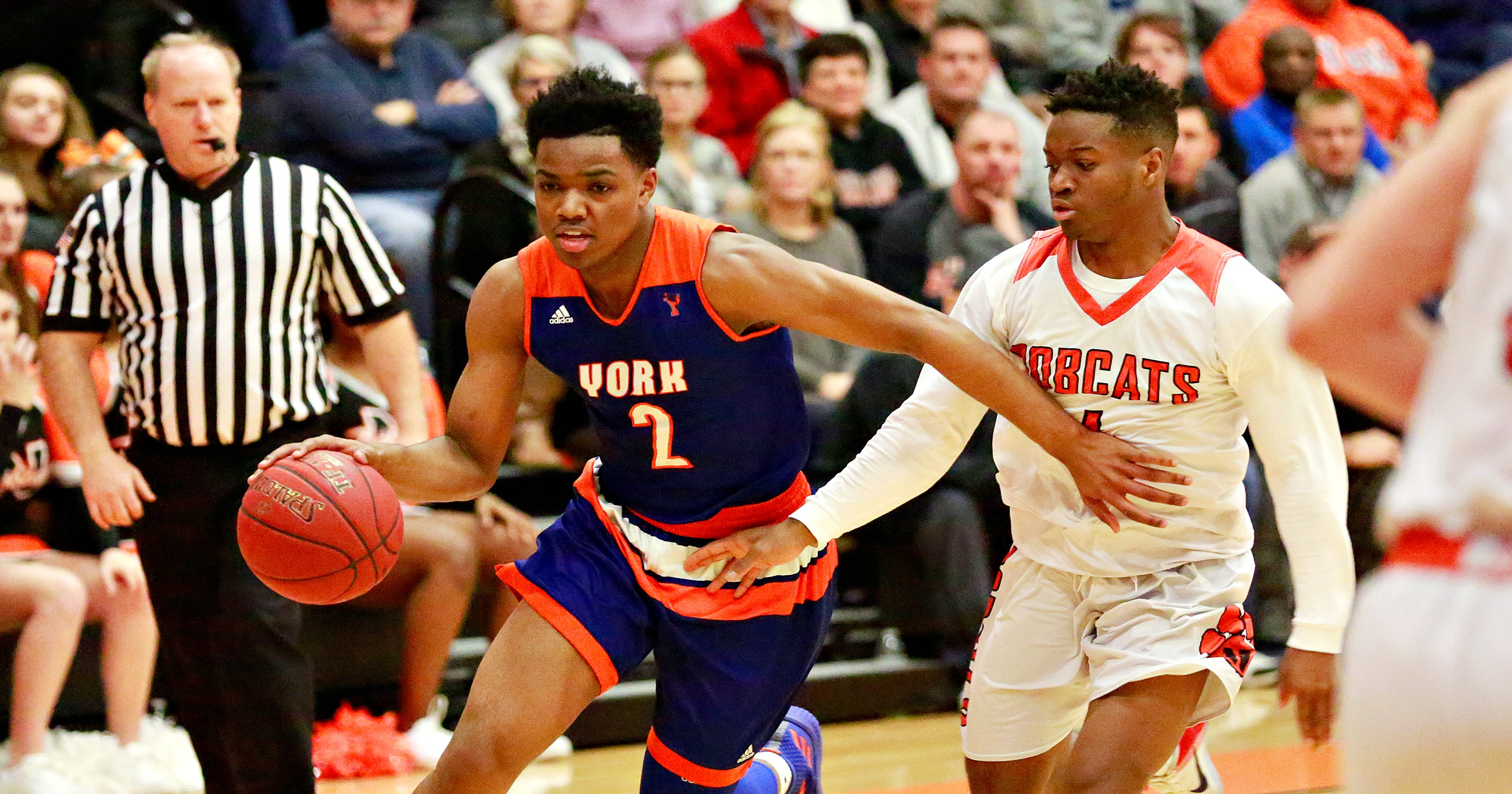 5a0c0f2a2 Three York-Adams League boys  basketball teams will enter 2019 without a  loss on record