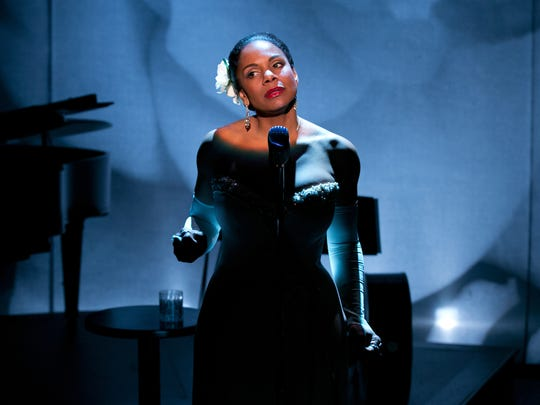 Audra McDonald performs in 'Lady Day at Emerson's Bar