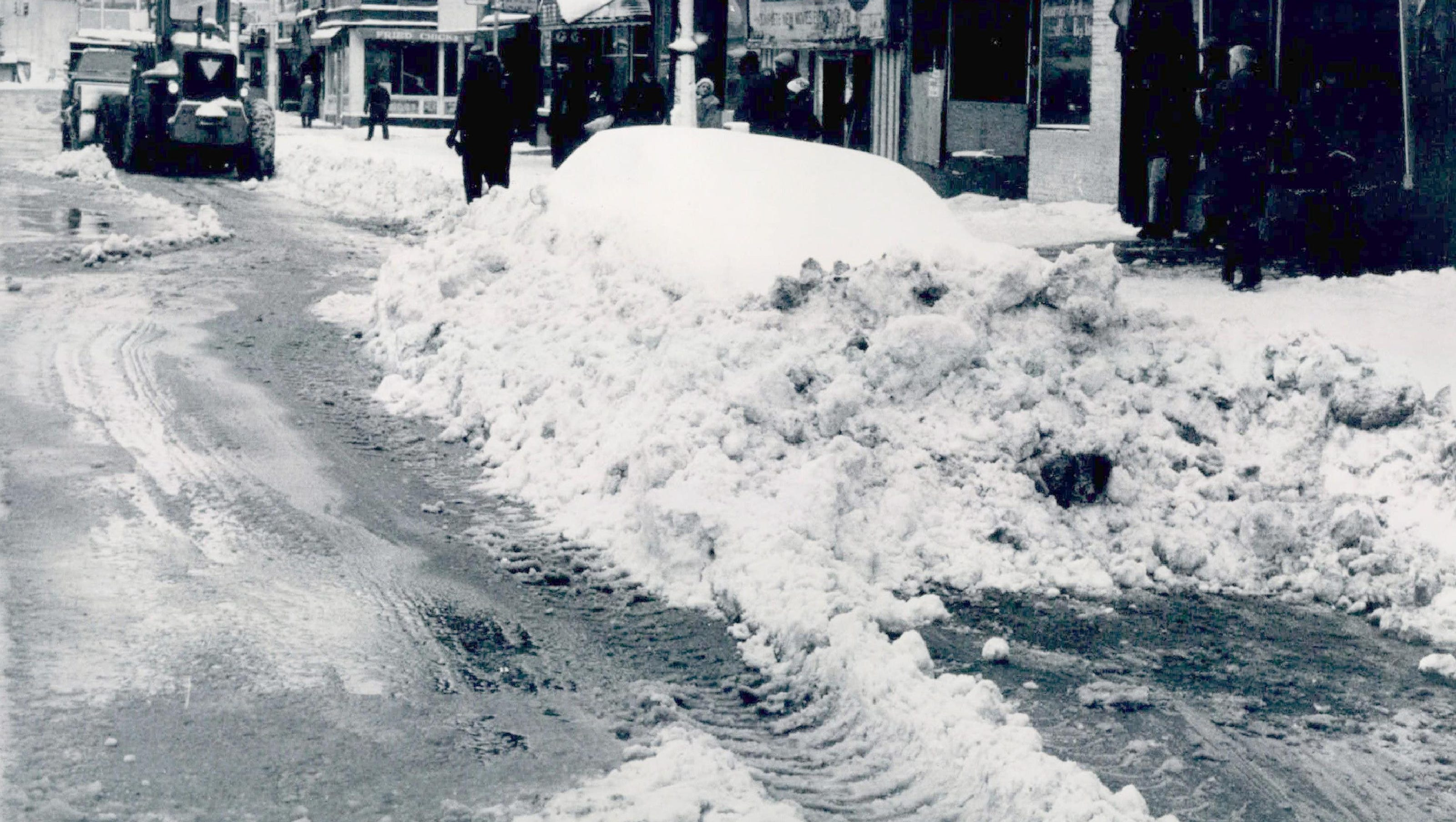 Michigan S Blizzard Of 78 Retains Power To Captivate