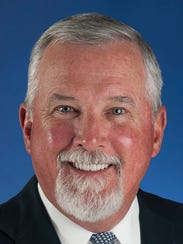 Garrett Richter, president and CEO, of First Florida Integrity Bank.