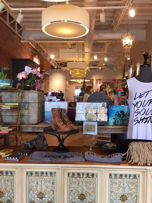 Muse Apparel has relocated to Uptown Plaza.