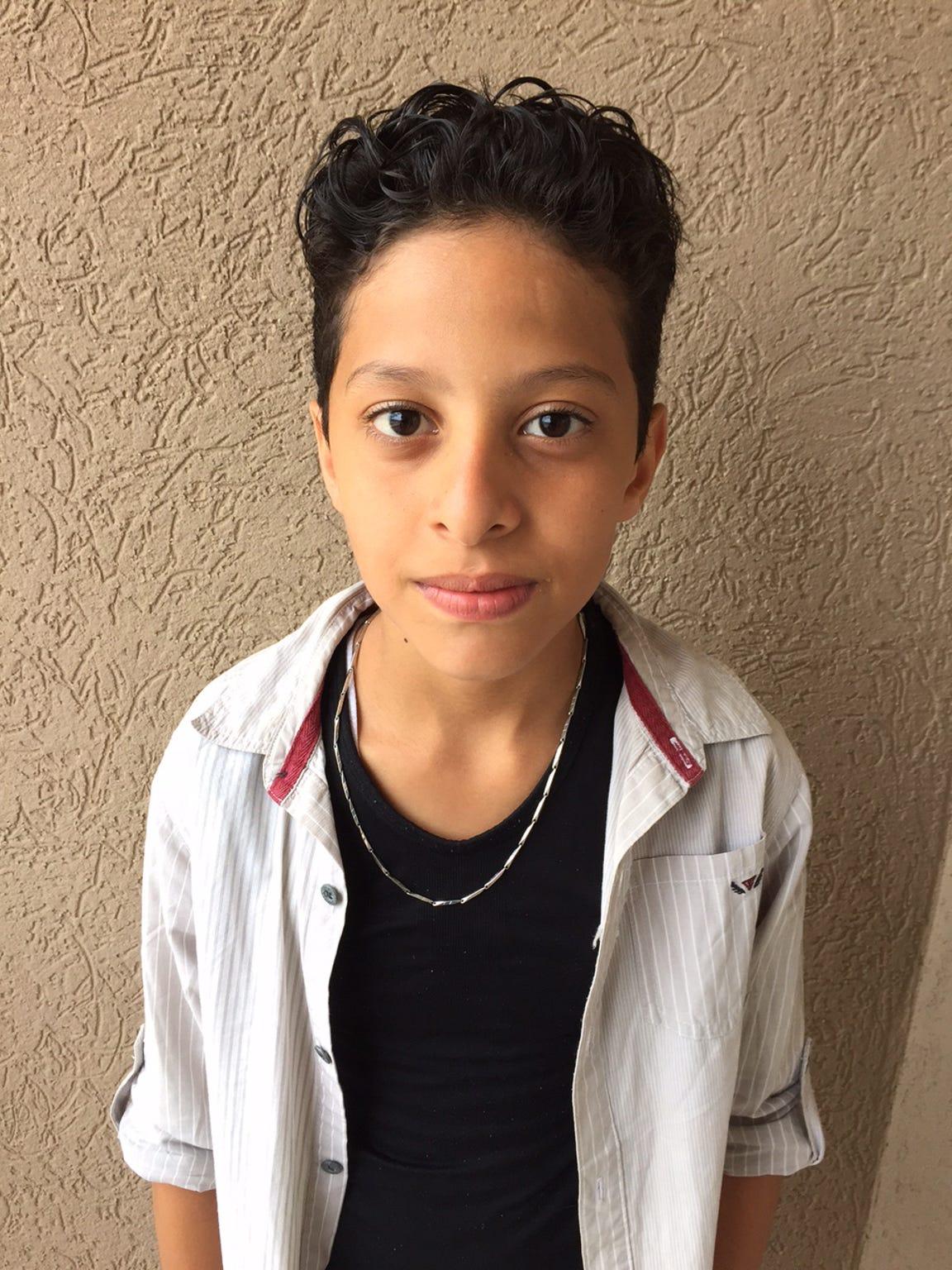 Mohammad Helani, 12.
