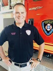 BCFD Chief Brad Zagone