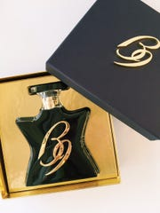 Bond No.9's B9 frangrance is availabel at Kiki, $290.