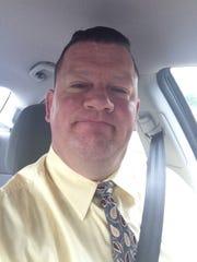 Former Wausau Police Department Officer David Prokop