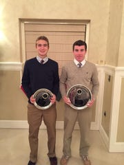 St. Marks All-State Awards