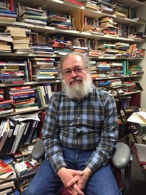 Nazareth College Sociology Professor Harry Murray.