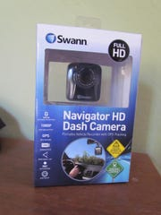 Swann Navigator HD Dash Camera comes with everything needed except a micro SD card and free software you download from the Swann website.