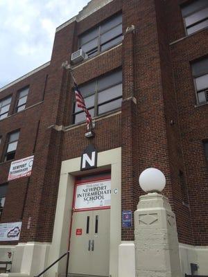 Newport Intermediate School.