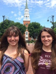 The sister duo Last Night's Rain will be featured at the 18th-annual Calais Concert on Sunday.