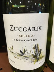 Zuccardi Serie A Torrontes Salta will make a lovely complement to any grilled fish or chicken dish on your summer menu.