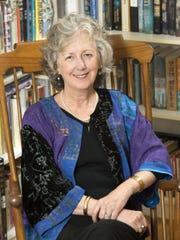 Author Kathryn Smith.