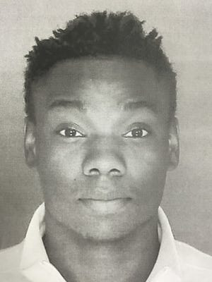 Jacqueze Ajene-Marguar McBride of Newberry Township has been charged with indecent exposure after he allegedly masturbated in front of a York College student in a dormitory over the weekend.