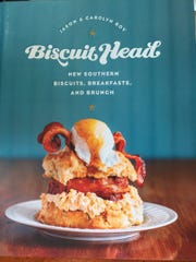 Biscuit Head: New Southern Biscuits, Breakfasts, and Brunch, by Jason and Carolyn Roy.