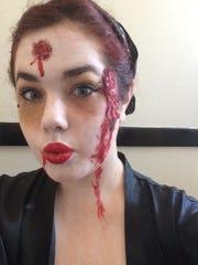 Kelsey Wartelle as Queen Zombie