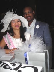 Dr. Sonja Gennuso and fiance Shreveport City Atty.