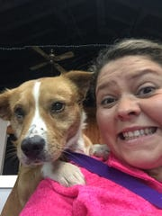 Operation Education Animal Rescue founder Tiffany Galyon