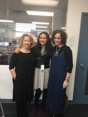 Stephanie Van Hoesen of Flock South and Carla Antonelli with StellaShops.com share their holiday gift picks