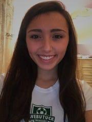 Gabrielle Stoetzner, Webutuck soccer
