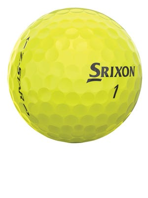 Srixon Z-Star golf ball