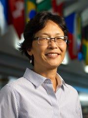 Drury architecture professor Nancy Chikaraishi