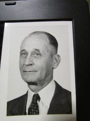 Former West Milford Mayor Chester A. Pulis died suddenly in 1969 at his job in Bloomingdale.