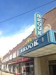 The Brook Arts Center.