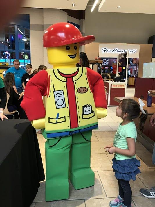 LEGOLAND mascot